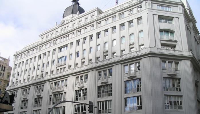 Edificio Prisa horizontal