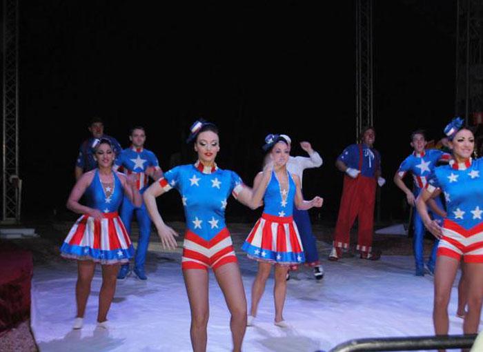 gran circo americano barcelona: